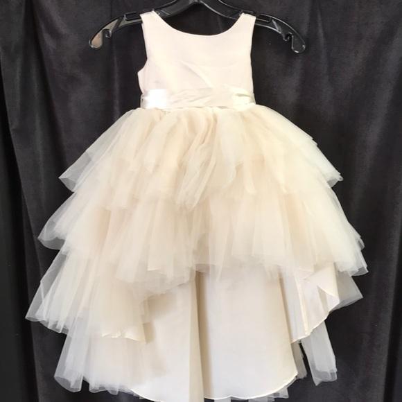 f4eec9e86079 Tip Top Kids Dresses | Hilow Flower Girl Dress | Poshmark